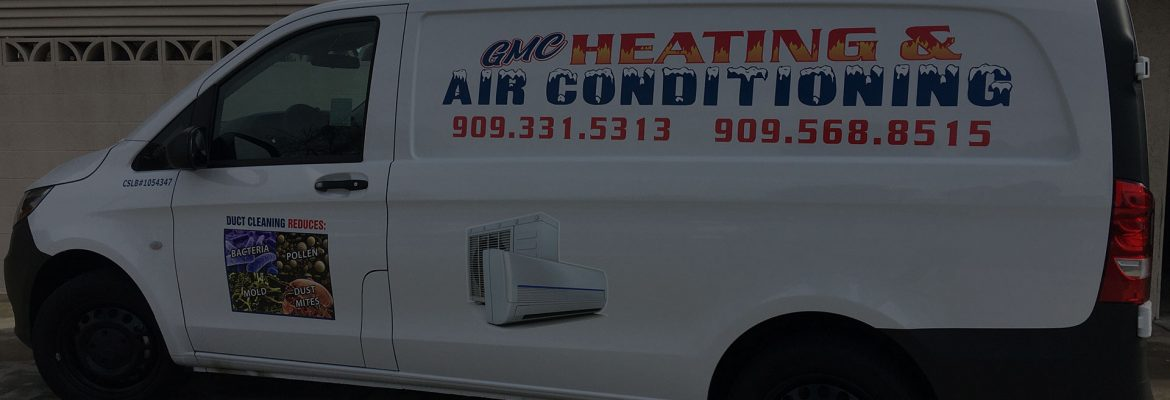 GMC Heating and Cooling | Types of HVAC Systems