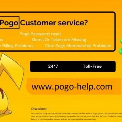 Pogo Billing Support Number Dial Toll Free No. +1-844-520-1366